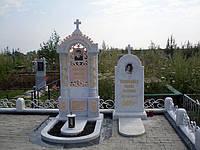 Мраморный памятник М-234