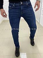 Мужские синие джинсы Hugo