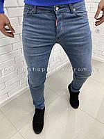 Светлые джинсы Dsquared2
