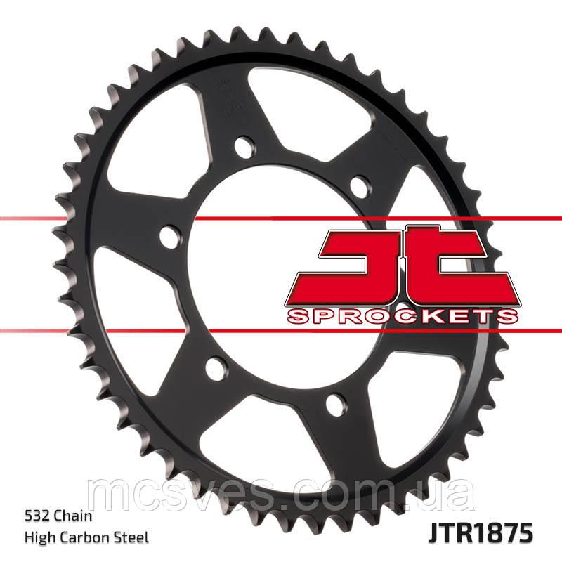 Звезда задняя стальная  JT  JTR1875.48 JT Sprockets
