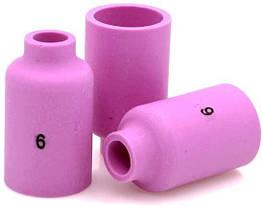 Сопло керамічне 9.8 mm 54N16 до ТІГ Пальників TIG 17 TIG 18 TIG 26 пакування 10 шт.