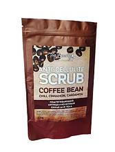 Скраб для тела на основе кофе Top Beauty Anti-cellulite 200г дой-пак