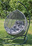 Підвісне крісло кокон Гарді Біг, фото 6