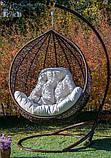 Підвісне крісло кокон Гарді Біг, фото 7
