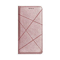 Чехол-книжка Business Leather for Huawei Y5P Eur Ver Розовый, фото 1