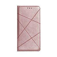Чехол - книжка для телефона Business Huawei Y5P Eur Ver розовый, кожзам, чехлы для Huawei Y5P Eur Ver, фото 1