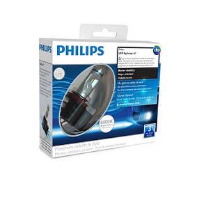 Philips X-treme Ultinon LED FOG H11/H8/H16, фото 2