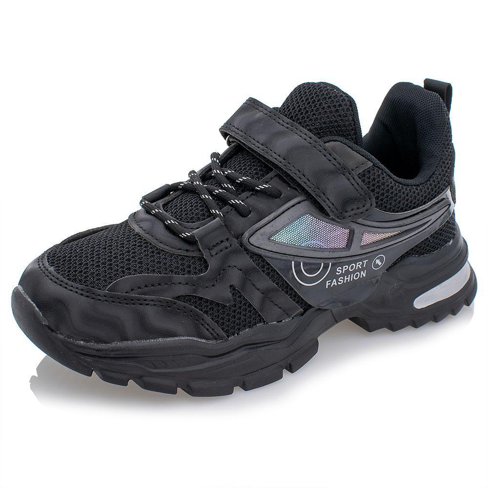 Кроссовки для мальчиков Jong golf 31  черные 981331
