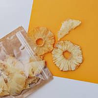 Фруктові чіпси з ананасу