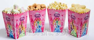 Коробочка для попкорна и сладостей Принцессы Дисней