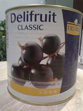 Фруктовая начинка черная смородина 60% Dawn Delifruit 2,7 кг /банка