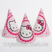 Колпачок Hello Kitty 15см 20шт/уп