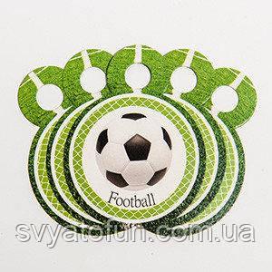 Медальки Футбол 10шт/уп