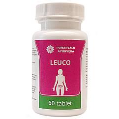 Лейко (Leuco, Punarvasu); восстановление микрофлоры женских органов, лейкорея, болезненные месячные, 60 табл.