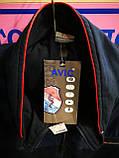 Чоловічий спортивний костюм великого розміру avic, фото 4
