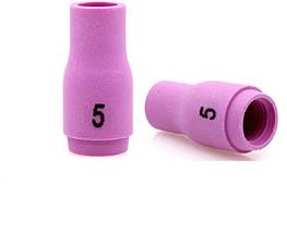Сопло керамічне 8.0 mm 13N09 до ТІГ Пальників TIG 9 TIG 20 TIG 25 пакування 10 шт.