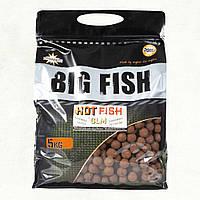 Потопаючі бойли Dynamite Baits Hot Fish & GLM (гостра риба і зеленогуба мідія) 26мм 350g