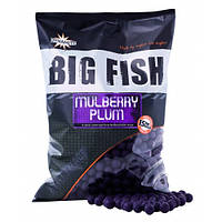 Потопаючі бойли Dynamite Baits Hi-Attract Mulberry Plum (шовковиця і зливу) 1.8 кг 15мм