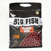Потопаючі бойли Dynamite Baits Red Robin Boilies (Робін ред) 1.8 кг