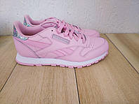 Кросівки reebok classic leather pastel bs8972 charming pink/white