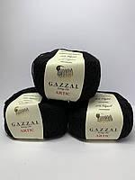 Пряжа турецкая Gazzal Artic 48% мериносовая шерсть 25% акрил 27% полиамид 50 грамм 300 метров