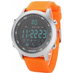 Смарт-часы EX18, (Оранжевый)