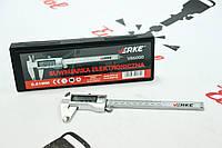 Штангенциркуль электронный,цифровой в футляре 150мм Verke V86000