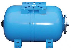 Гидроаккумулирующий бак горизонтальный Aquasystem VAO 100