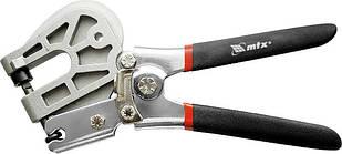 Просікач для металевого профіля (під гіпсокартон), робота однією рукою// MTX
