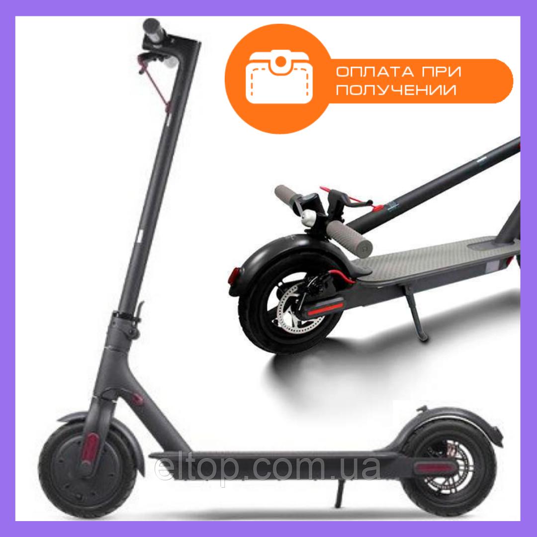 Электросамокат m365 pro Kugoo Electric Scooter черный Складной электрический самокат для детей и взрослых