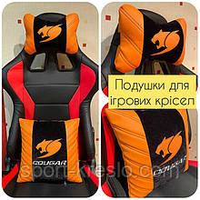 Подушки підголівники для ігрових крісел