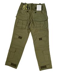 Брюки тактические TORNADO цвет хаки рост 170-176 см