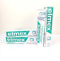 Зубная паста Elmex Sensitive для чувствительных зубов, 75 мл (Швейцария)