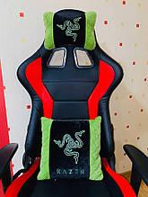 Подушки-підголівники для комп'ютерних крісел