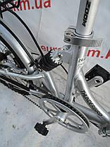 Складной велосипед California 20 колеса 6 скоростей, фото 3