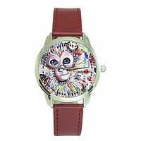 """Наручные часы """"Анфиска"""" с обезьянкой"""