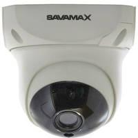 AHD видеокамера куполная Savamax SAV 30 IP для видеонаблюдения на 2 Мп