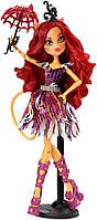 Кукла Monster High Freak du Chic Trip Toralei  - Торалей Страйп. Цирковое представление.