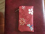 Кошелек для телефона, косметичка с вышивкой, ключница, фото 7