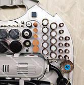 Гравер Промінь-Профі МГЛ-500Б (в кейсі). Великий набір насадок + гнучкий вал., фото 3