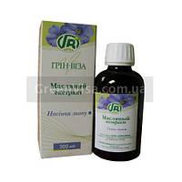 Масло натуральное масляный экстракт семян льна - беременность, сахароснижающее, для лечения ЖКТ, онкопротектор