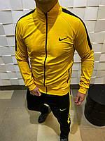 Молодежный спортивный костюм двухцветный NIKE ( реплика)