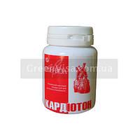 Натуральные таблетки Кардиотон укрепление сердца снижение холестерина варикоз гипотензивное боярышник