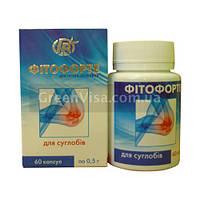 Капсулы ФИТОФОРТЕ для суставов - лечение артрита артроза остеохондроза | в составе глюкозамин хондроитин