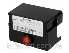 Контроллеры - менеджеры горения  Siemens LOA