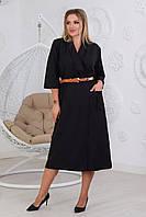 Платье женское А498 черный