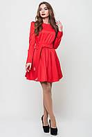 Платье женское Ляля красный