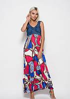 Платья ISSA PLUS WN9-91  S малиновый