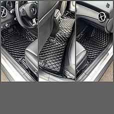 Комплект Килимків 3D Audi A6, фото 2