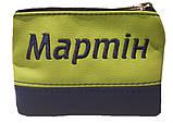 Кошелек для телефона, косметичка с вышивкой, ключница с логотипом, фото 9